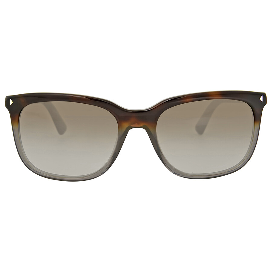 677cdb38dde Prada Grey Havana Brown Gradient Sunglasses Item No. PR-12RS-TKT1X1-56