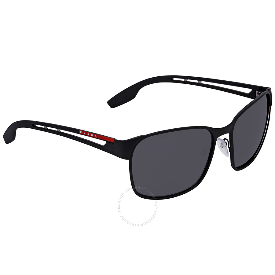 1a8bc916903f Prada Grey Square Sunglasses PS 52TS DG05S0 59 - Prada - Sunglasses ...