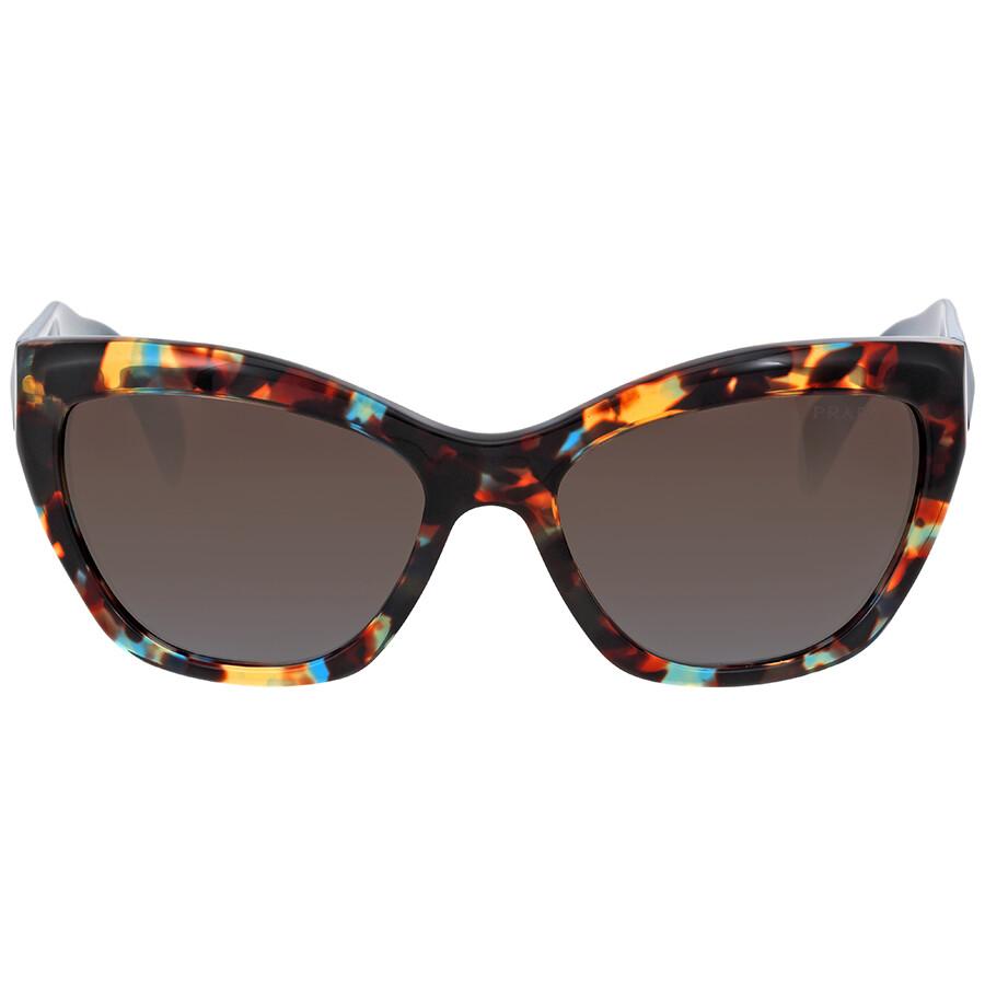 33bd6c5e176 Prada Havana Brown Gradient Sunglasses - Prada - Sunglasses - Jomashop