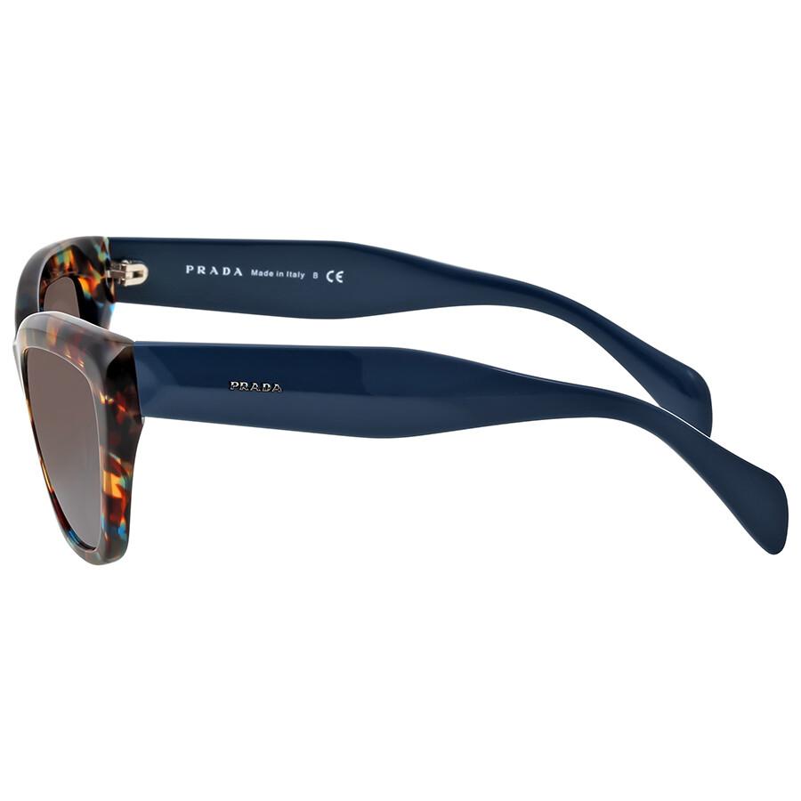ae9422c6d1827 Prada Havana Brown Gradient Sunglasses Prada Havana Brown Gradient  Sunglasses ...