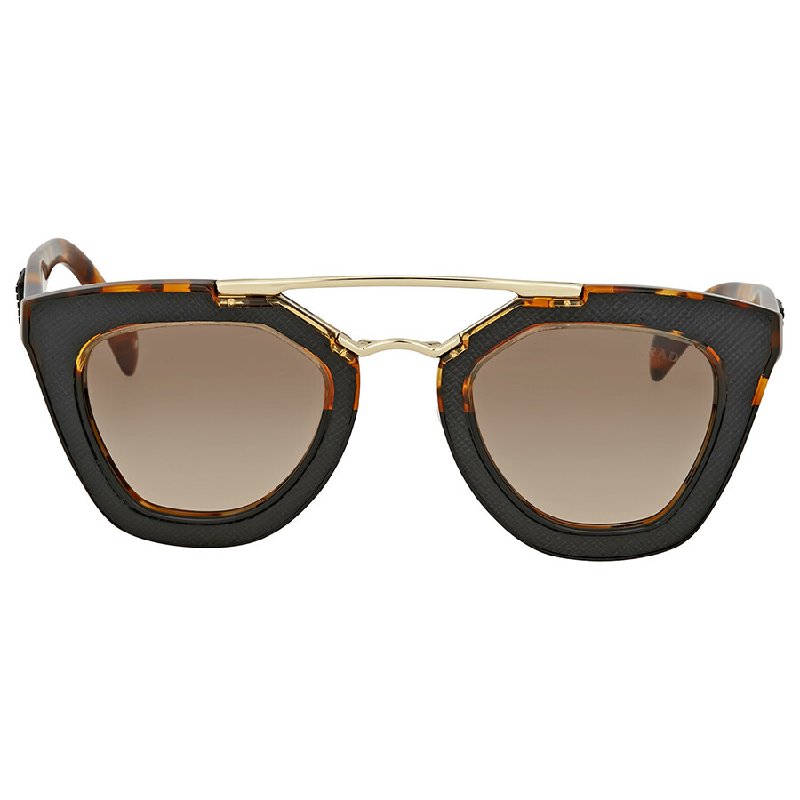 a0473a7d59be Prada Havana Square Sunglasses - Prada - Sunglasses - Jomashop
