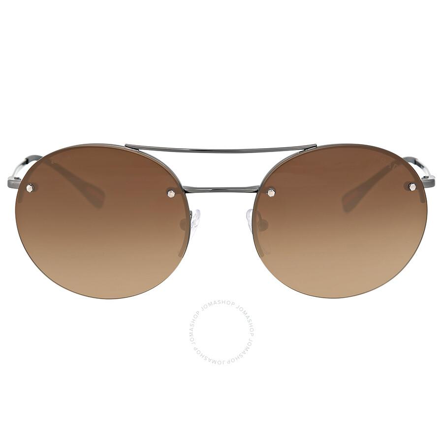 481aa8161433 Prada Linea Rossa Brown Gradient Sunglasses - Prada - Sunglasses ...