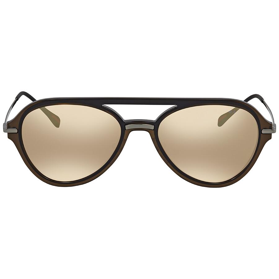 f6f6778f9386 Prada Linea Rossa Aviator Men's Sunglasses PS 04TS 5N9HD0 57 - Prada ...