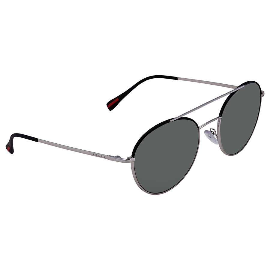 1e1d205368c ... clearance prada linea rossa green round mens sunglasses pr ps51ss  gaq5x1 54 f72b1 8d007 ...