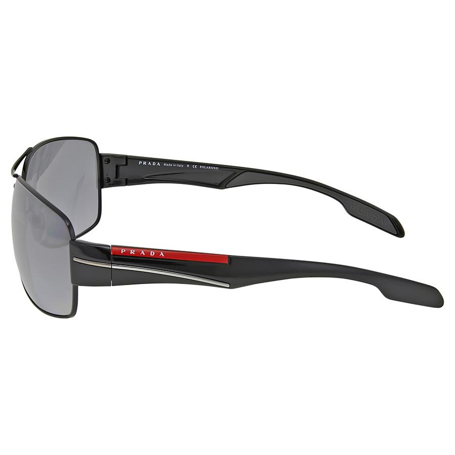 b1e9c0516a Prada Linea Rossa Grey Gradient Polarized Sunglasses Prada Linea Rossa Grey  Gradient Polarized Sunglasses ...