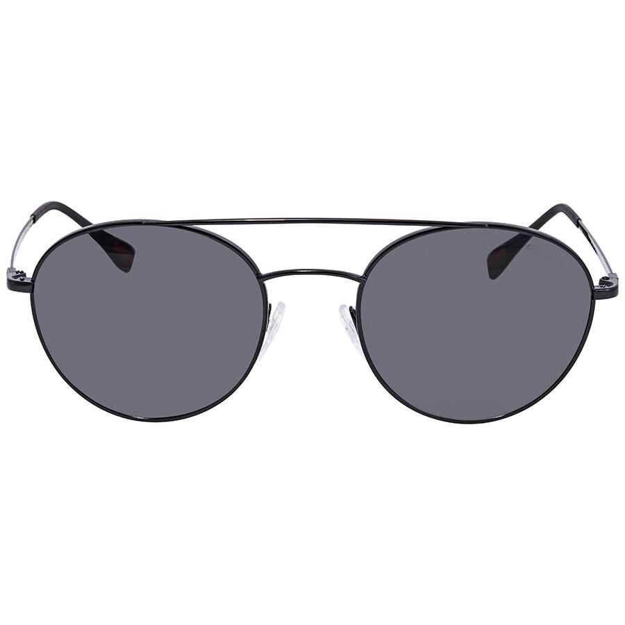 14f55c90bed5 Prada Linea Rossa Round Avitor Sunglasses Prada Linea Rossa Round Avitor  Sunglasses ...