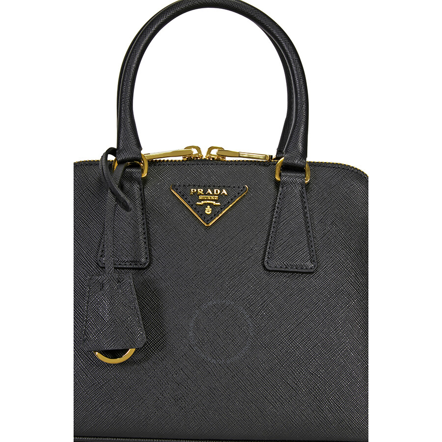 f36179e099cc ... spain prada lux saffiano leather tote black c3ab7 f25d1
