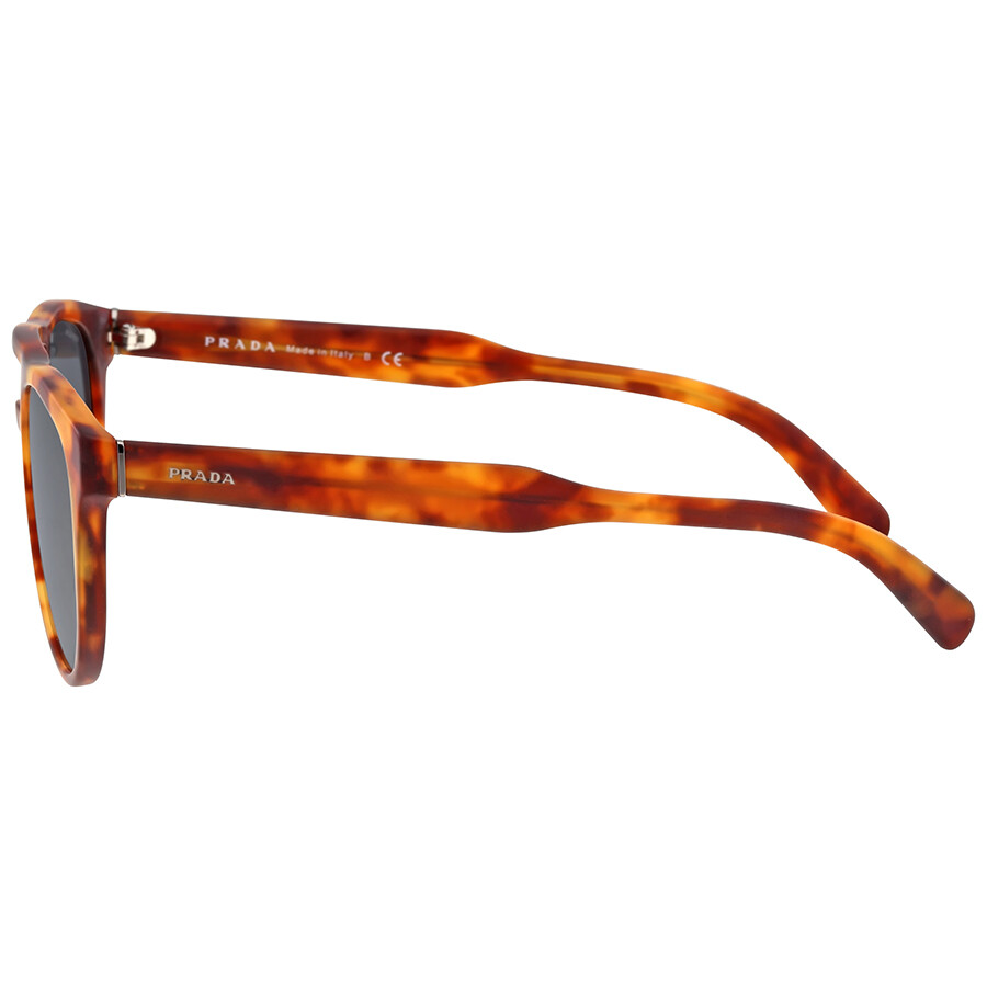 dedabb6554c70 Prada Matte Light Havana Square Sunglasses - Prada - Sunglasses ...