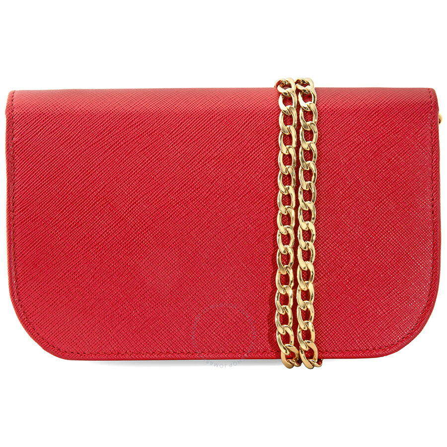 d1c5c8598dec Prada Medium Crossbody Bag - Fire Engine Red - Prada - Handbags ...