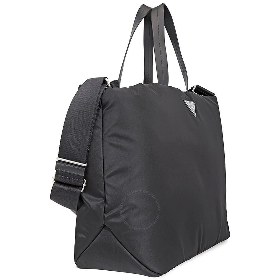 ac6e8ea6ae Prada Medium Padded Nylon Tote- Black