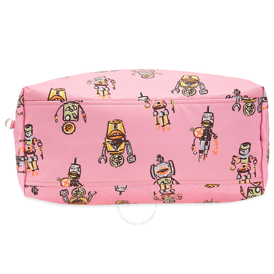 07169c9b66dd Prada Wallet Pink With Robot   Stanford Center for Opportunity ...