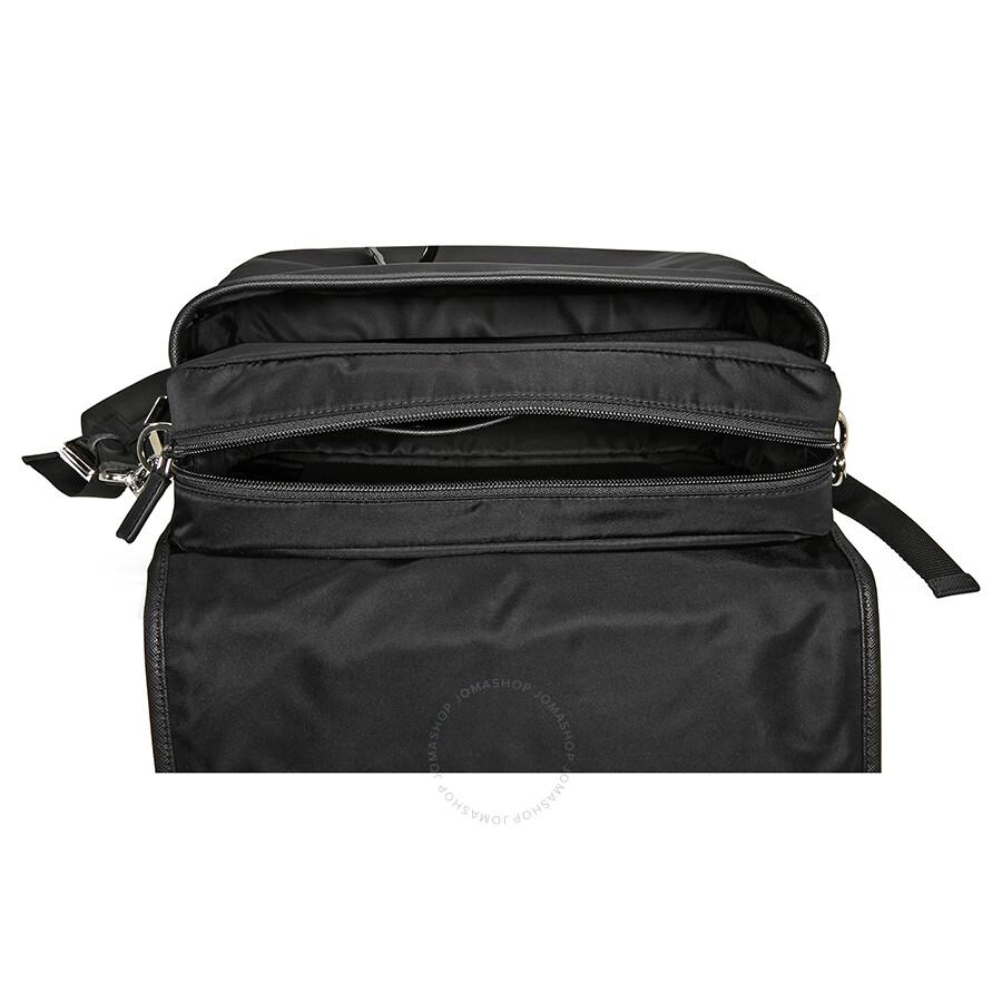 07cf61488f57 Prada Nylon Shoulder Bag - Black - Prada - Handbags - Jomashop