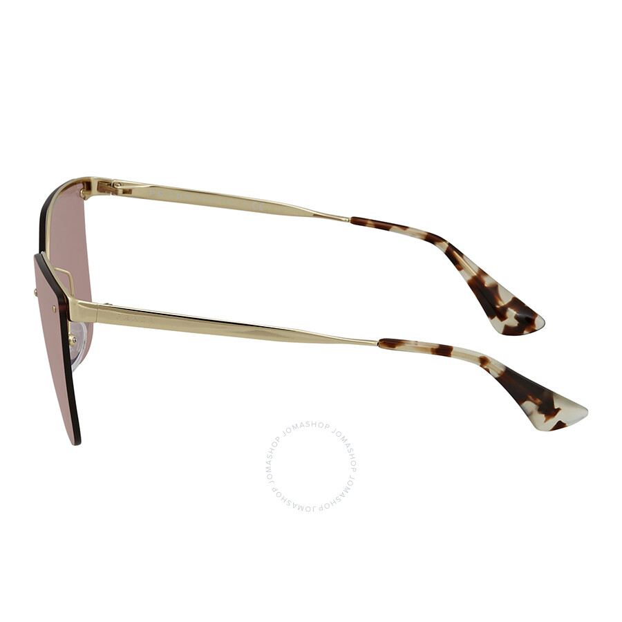 2ba8214547a Prada Cat Eye Sunglasses PR 68TS ZVN117 63 - Prada - Sunglasses ...