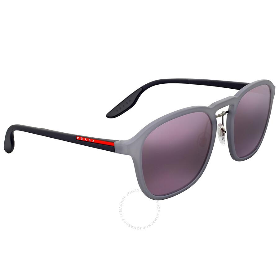 3b1744ab36a Prada Pink Mirror Square Sunglasses Prada Pink Mirror Square Sunglasses ...