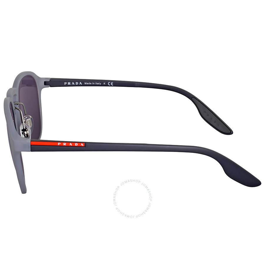 b86d99d8476 Prada Pink Mirror Square Sunglasses - Prada - Sunglasses - Jomashop