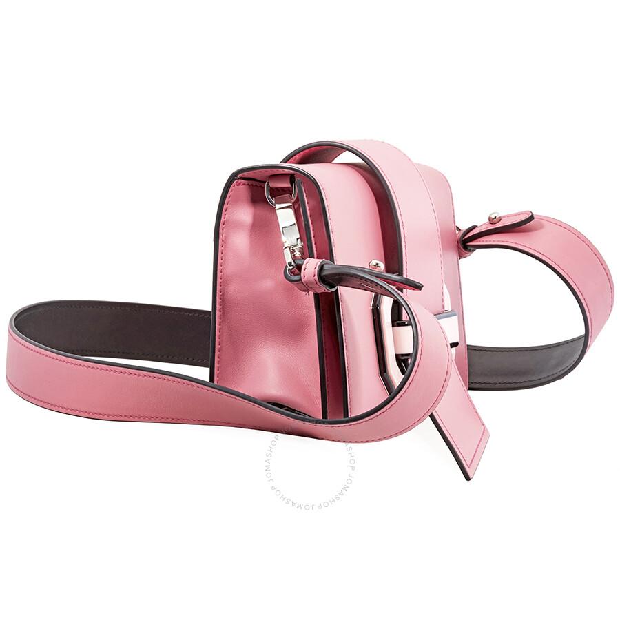 b24f58fd0e83 Prada Plex Ribbon Shoulder Bag- Pink - Plex Ribbon - Prada ...