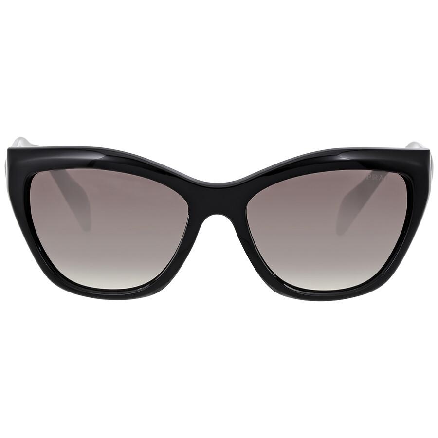 fc1ebc102f4b8 Prada Poeme Grey Gradient Sunglasses - Prada - Sunglasses - Jomashop