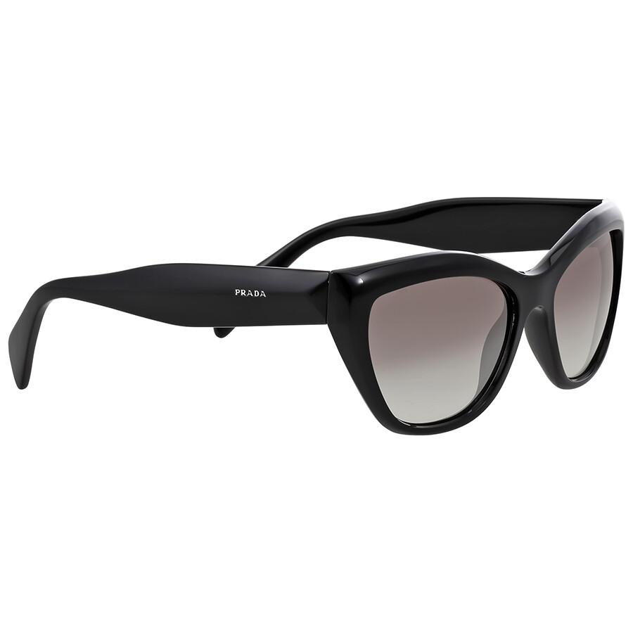 02b559f316090 Prada Poeme Grey Gradient Sunglasses - Prada - Sunglasses - Jomashop