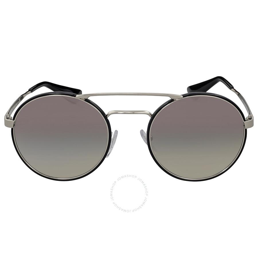 Prada Round Sunglasses  prada round aviator grey grant sunglasses prada sunglasses