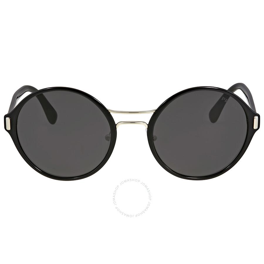 1eac914a4d Prada Round Metal Sunglasses - Prada - Sunglasses - Jomashop
