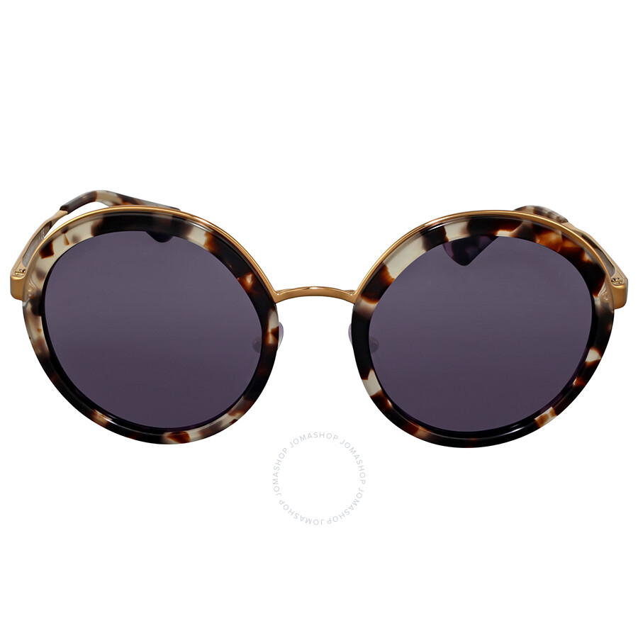 274da911092a Prada Cinema Round Havana Sunglasses - Prada - Sunglasses - Jomashop