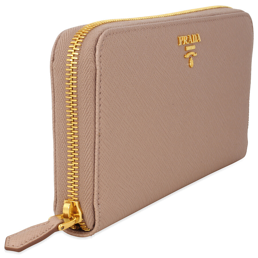 a3841851fe20ff Prada Saffiano Continental Wallet Review | Stanford Center for ...