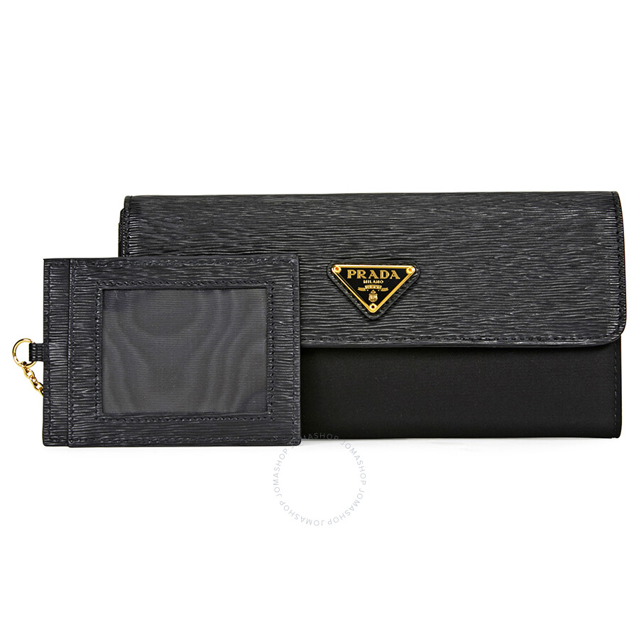 712520fd2b7a Prada Envelope Wallet Black | Stanford Center for Opportunity Policy ...