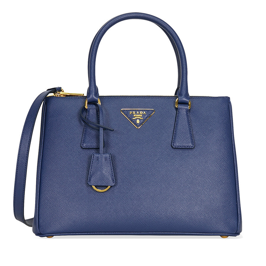 80ab73dfe1af Prada Saffiano Lux Leather Small Zip Tote | Stanford Center for ...