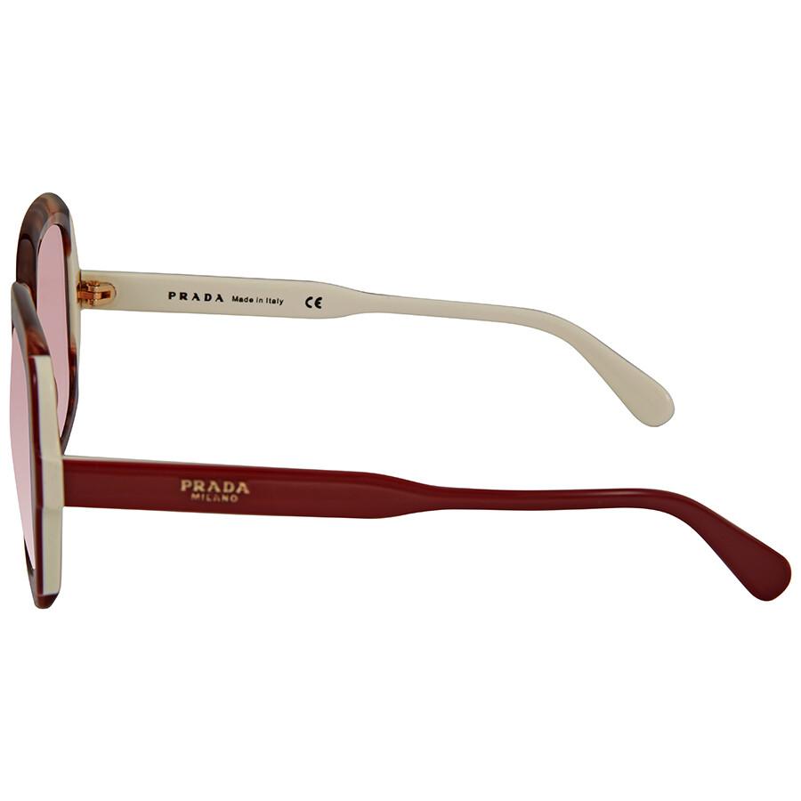a7f0fa52fde0 Prada Square Sunglasses PR 16US CDK214 54 - Prada - Sunglasses ...