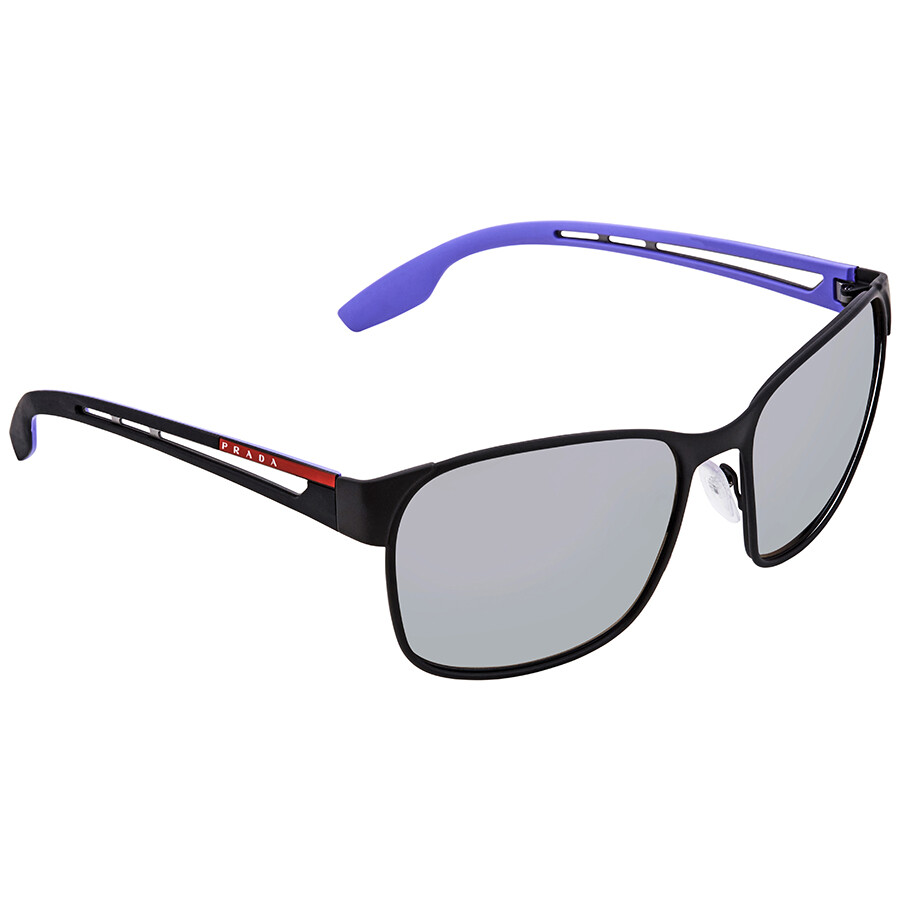 bca253abeb34 Prada Square Sunglasses PS 52TS DG0140 59 - Prada - Sunglasses ...