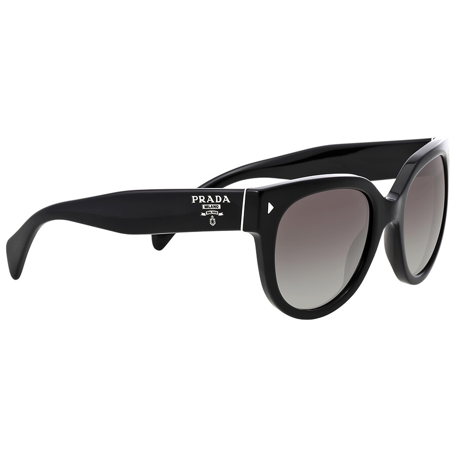 78fc7397e2208 Prada Swing Cat Eye Grey Sunglasses 17OS-1AB0A7-54 - Prada ...
