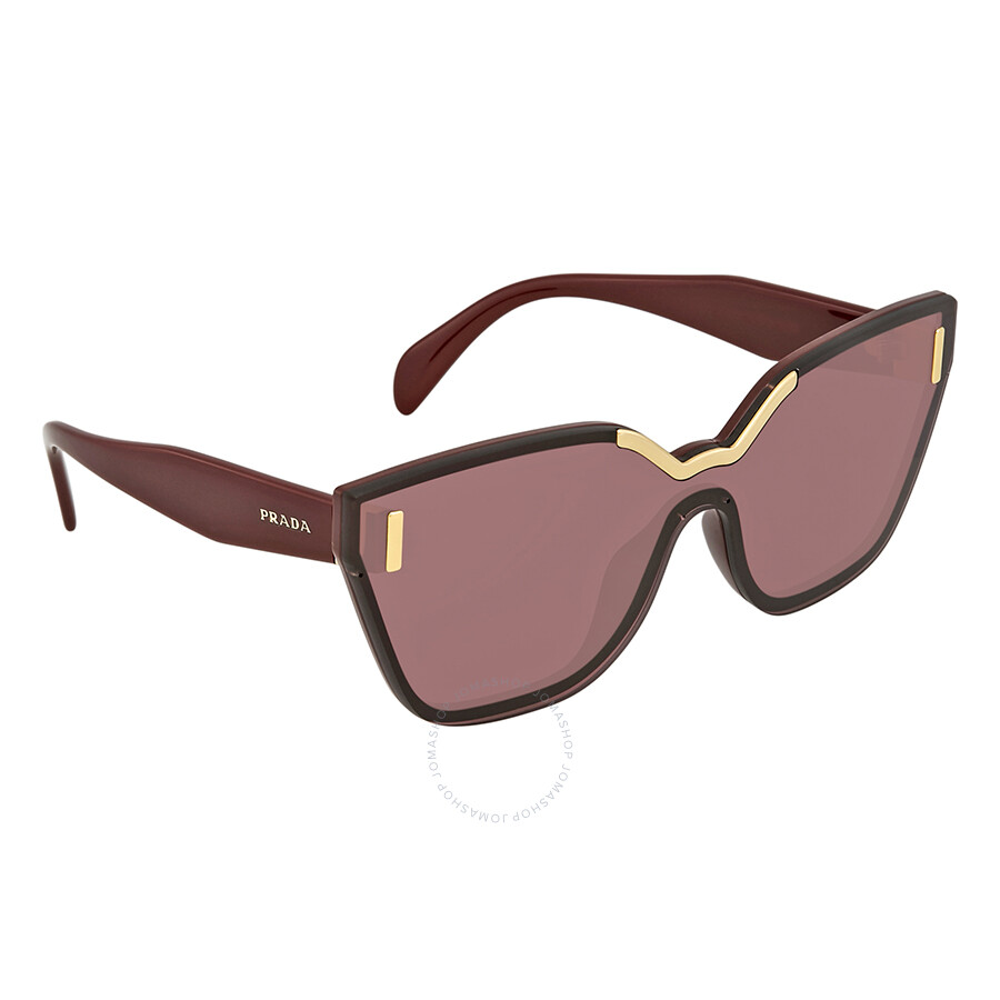 fa6852052bb Prada Violet Sunglasses PR 16TS TY7098 48 - Prada - Sunglasses ...