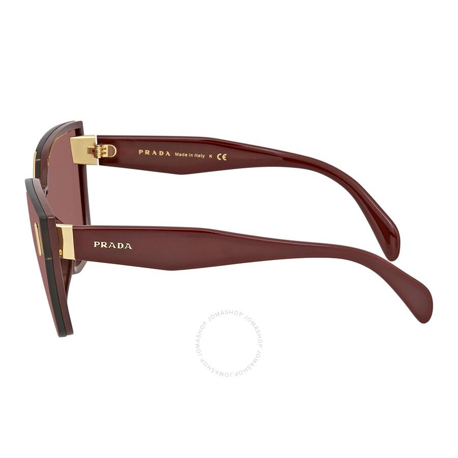 381f2a26918 Prada Violet Sunglasses PR 16TS TY7098 48 - Prada - Sunglasses ...