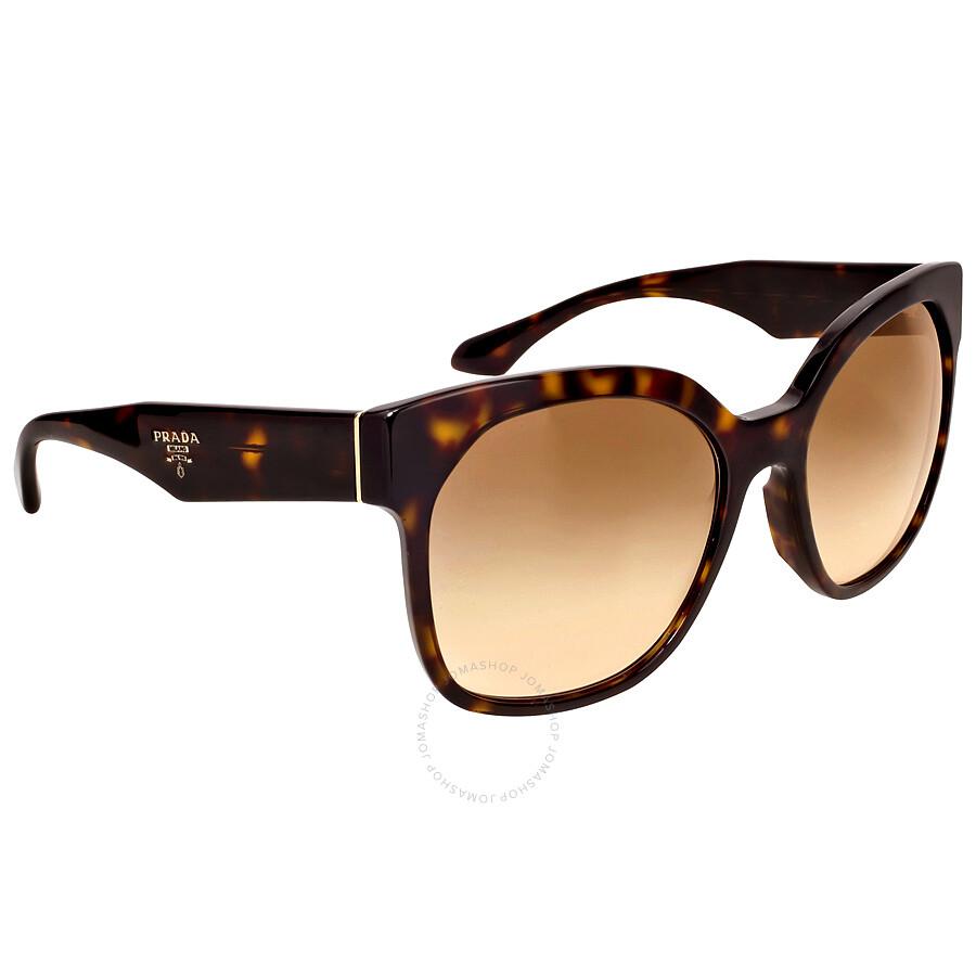 cd829ce865c00 Prada Voice Havana Gradient Sunglasses PR 10RSF-2AU3D0-57 - Prada ...