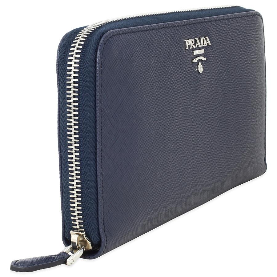 Prada Wallet With Zipper