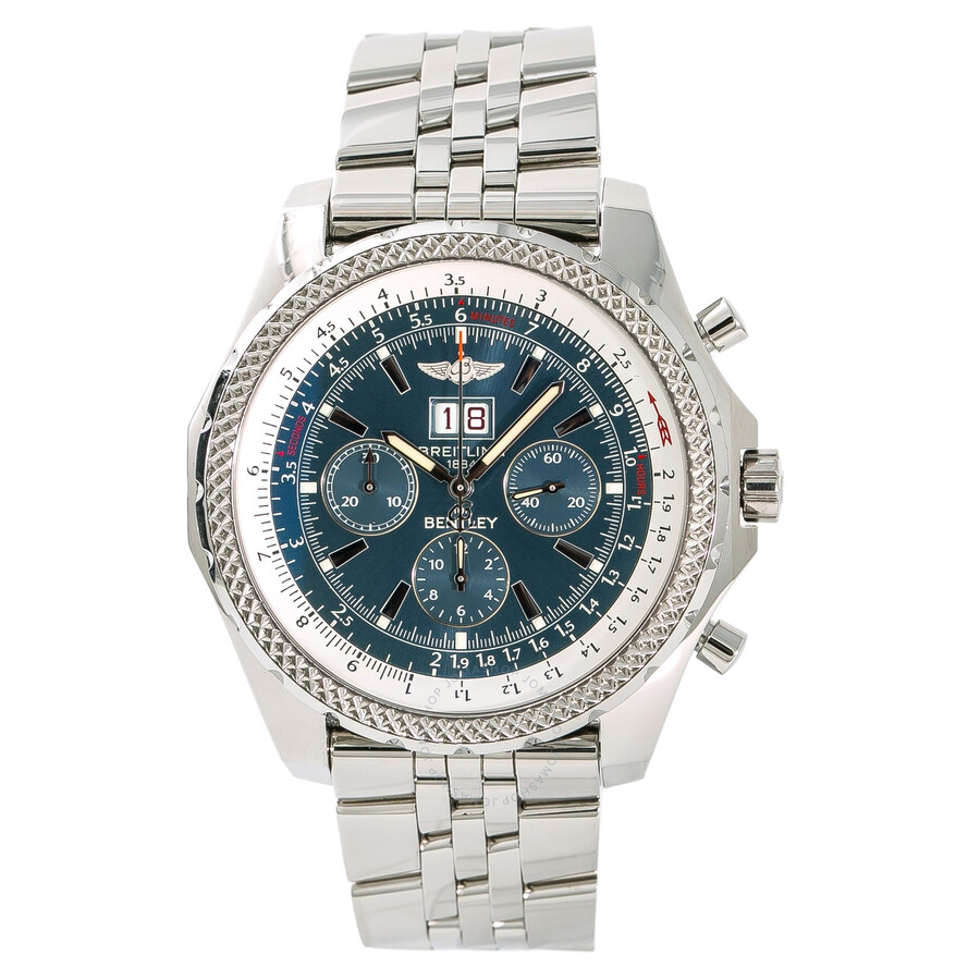 Pre-owned Breitling Bentley Chronograph Automatic