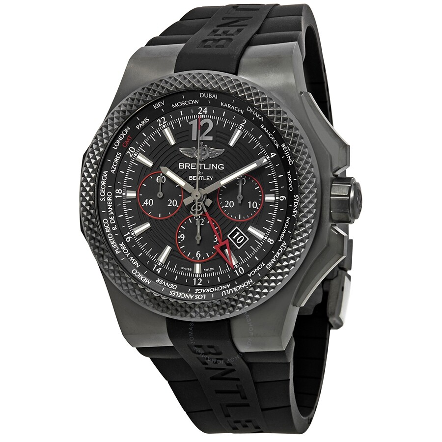 Pre-owned Breitling Breitling Bentley Chronograph