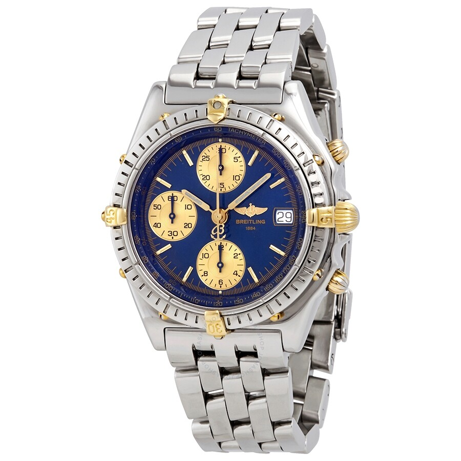 Pre Owned Breitling Chronomat Automatic Men S Watch B13050 1