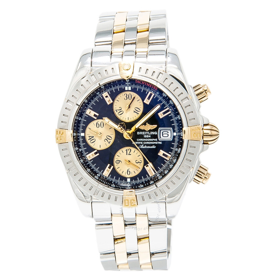 purchase cheap e73aa 4fae4 Pre-owned Breitling Chronomat Evolution Chronograph Automatic Chronometer  Men's Watch B13356