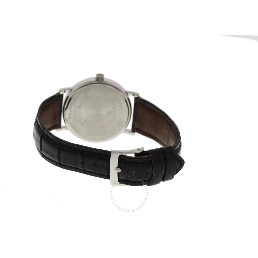 big sale dacfc 7e853 Pre-owned Bvlgari Automatic Black Dial Ladies Watch BB 33 SLD