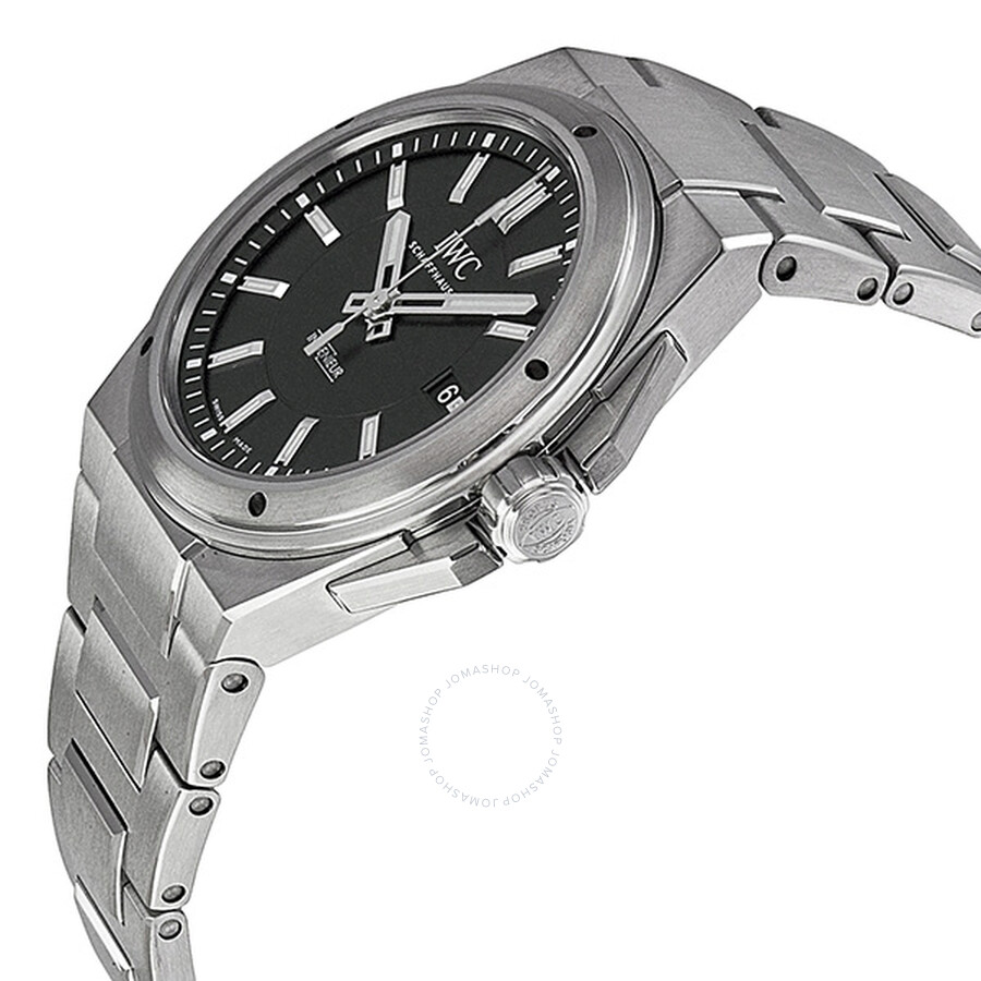 competitive price 1e158 3f32c Pre-owned IWC Ingenieur Black Dial Stainless Steel Automatic Men's IW323902