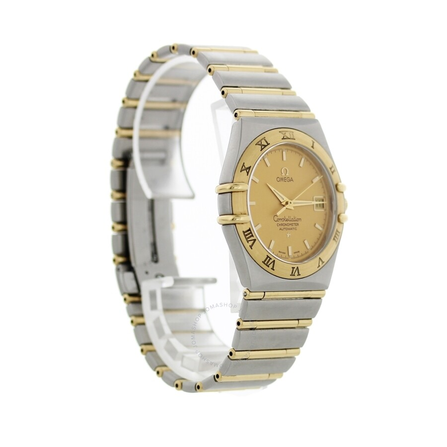8906a34274064 Pre-owned Omega Constellation Automatic Men s Watch 1202.1 - Omega ...
