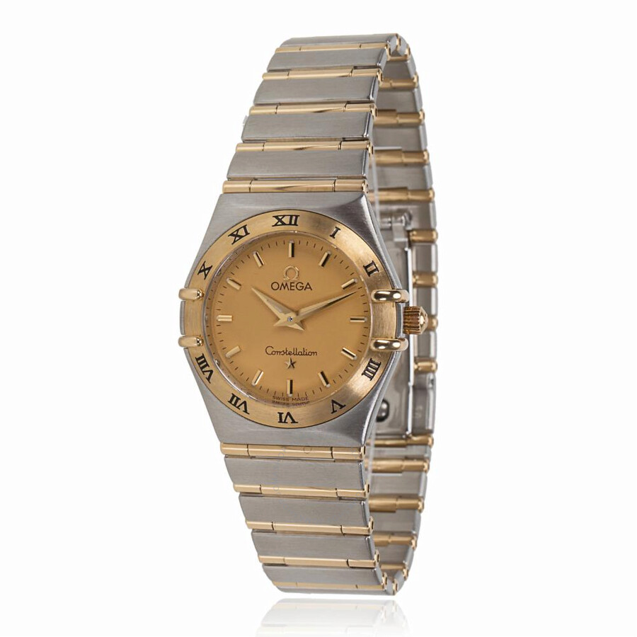 61096c7e3226 Pre-owned Omega Constellation Ladies Watch 1272.10 - Omega - Pre ...