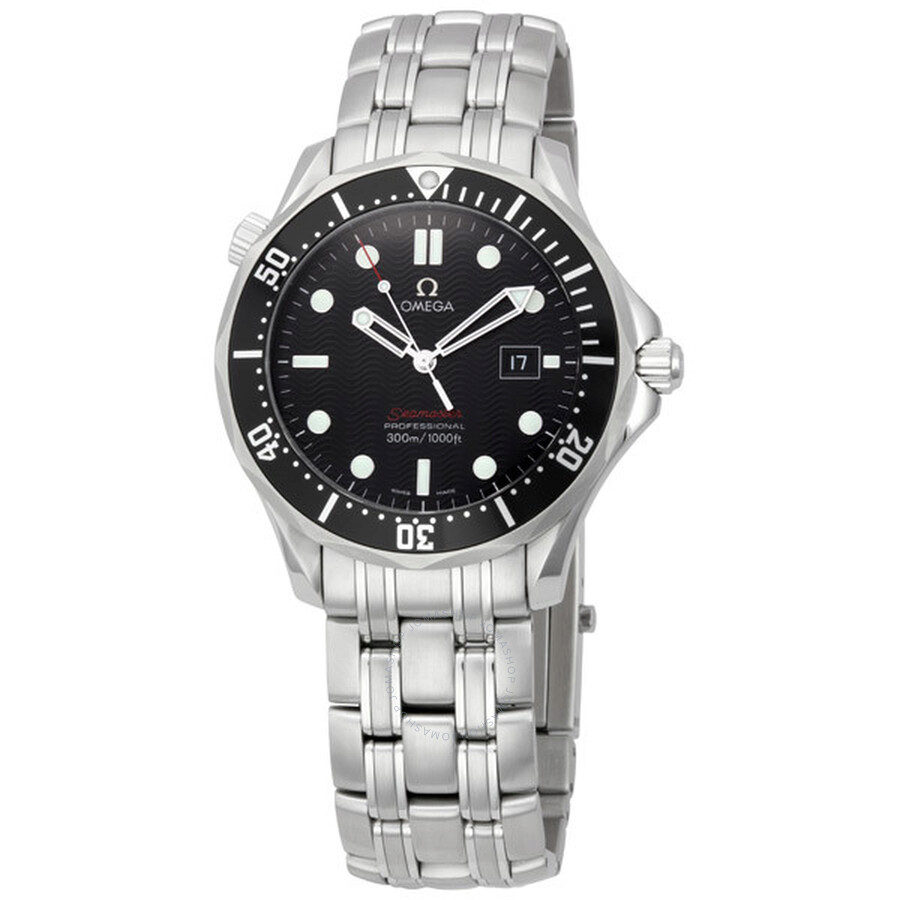 Pre-owned Omega Seamaster 300M Men's Watch 212.30.41.61.01 ...