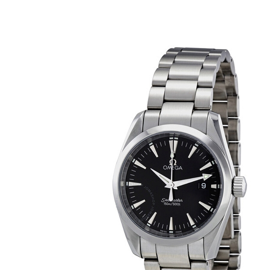 Pre Owned Omega Seamaster Aqua Terra 150m Midsize Watch