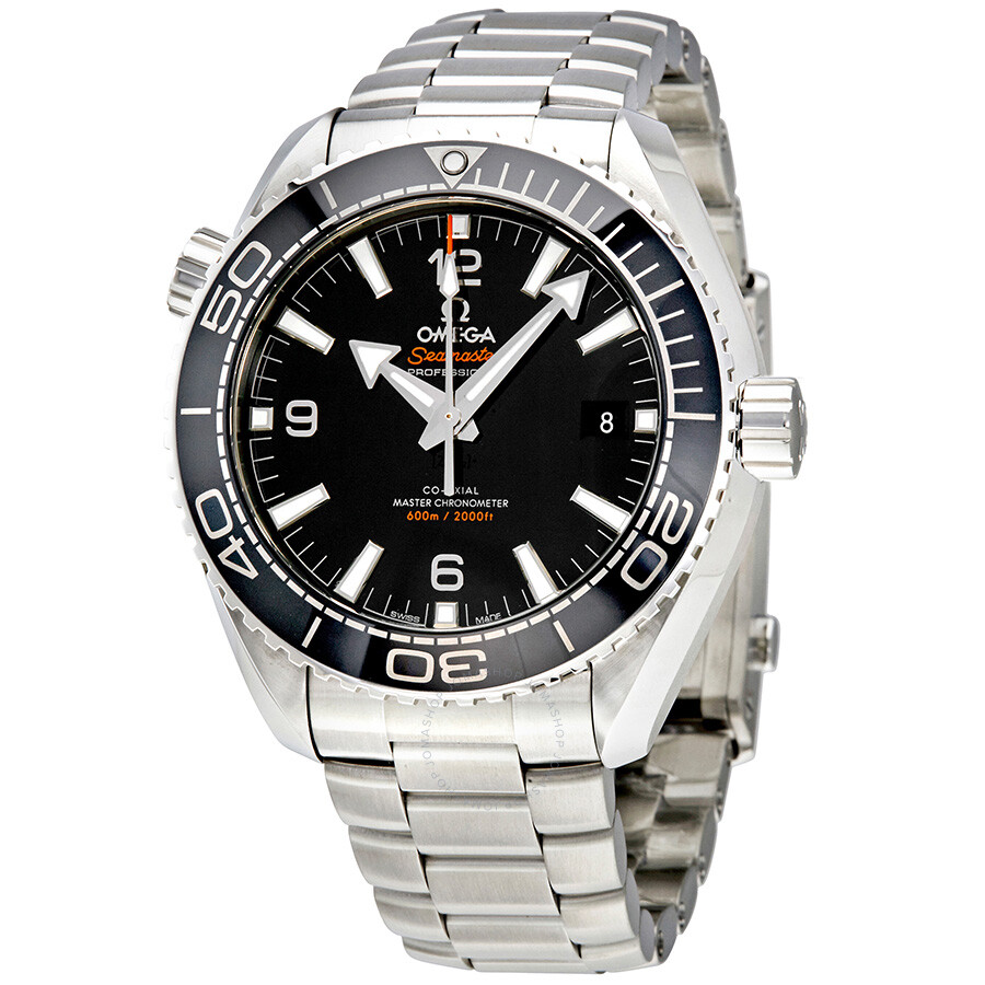 Pre-owned Omega Seamaster Planet Ocean Automatic Men s Watch  215.30.44.21.01.001 ... 474924940e96