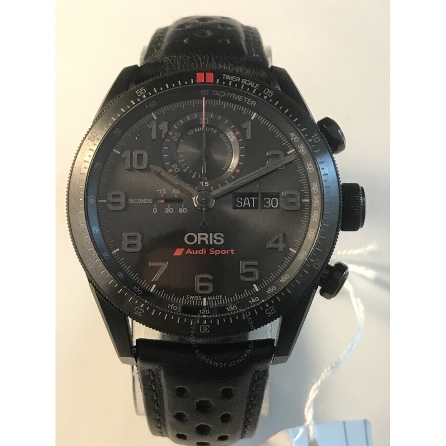 Pre-owned Oris Audi Sport Limited Edition II Automatic Men