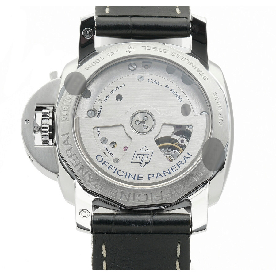 the best attitude db7b2 39d70 Pre-owned Panerai Luminor 1950 Automatic White Dial Men's Watch PAM00523