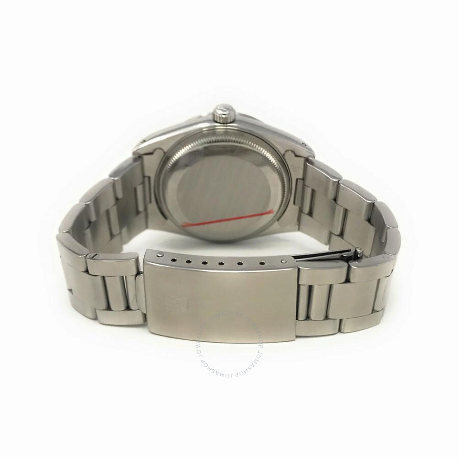 85285e61f95ad ... Pre-owned Rolex Air-King Automatic Chronometer Silver Dial Men s Watch  14000 SSO ...