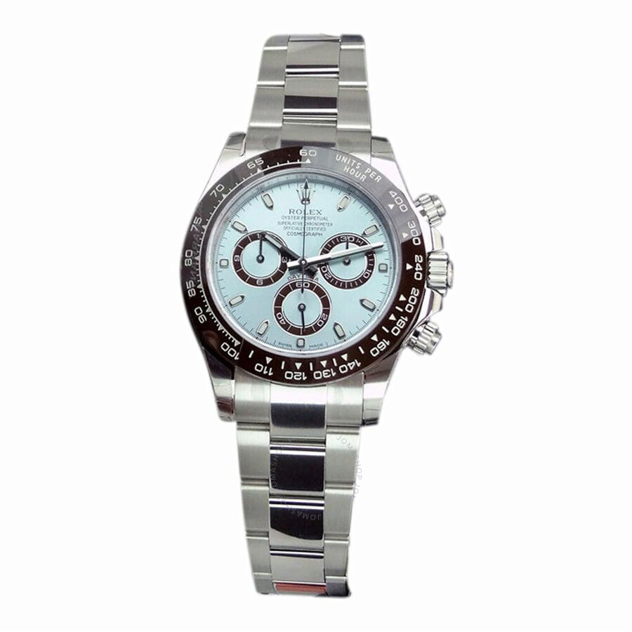 902cc749fe3 Pre-owned Rolex Cosmograph Daytona Automatic Chronometer Blue Dial Men's  Watch 116506 BLSO ...
